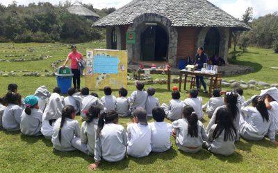 Educación Ambiental con Centros Educativos
